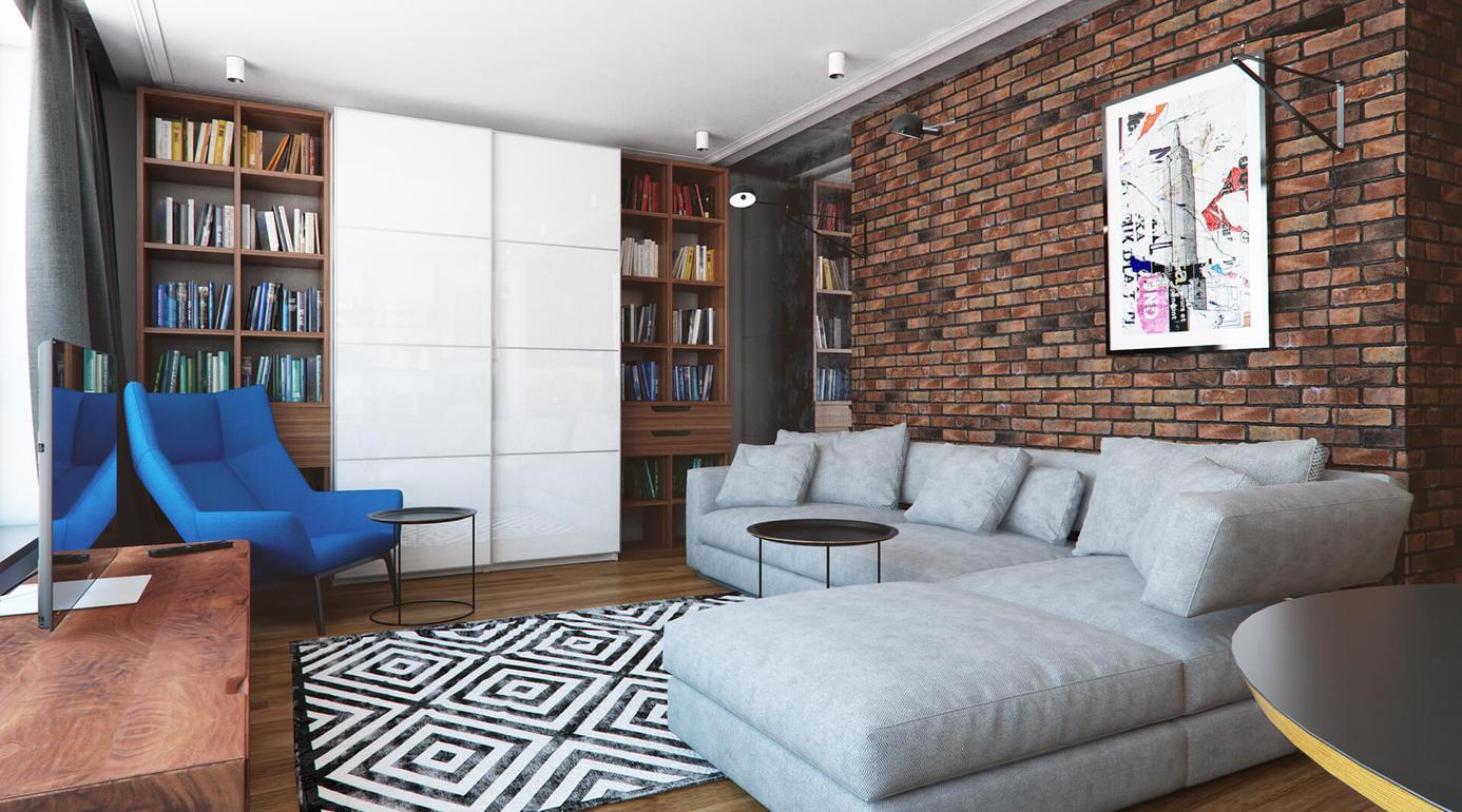 Стиль и современность в дизайне квартиры